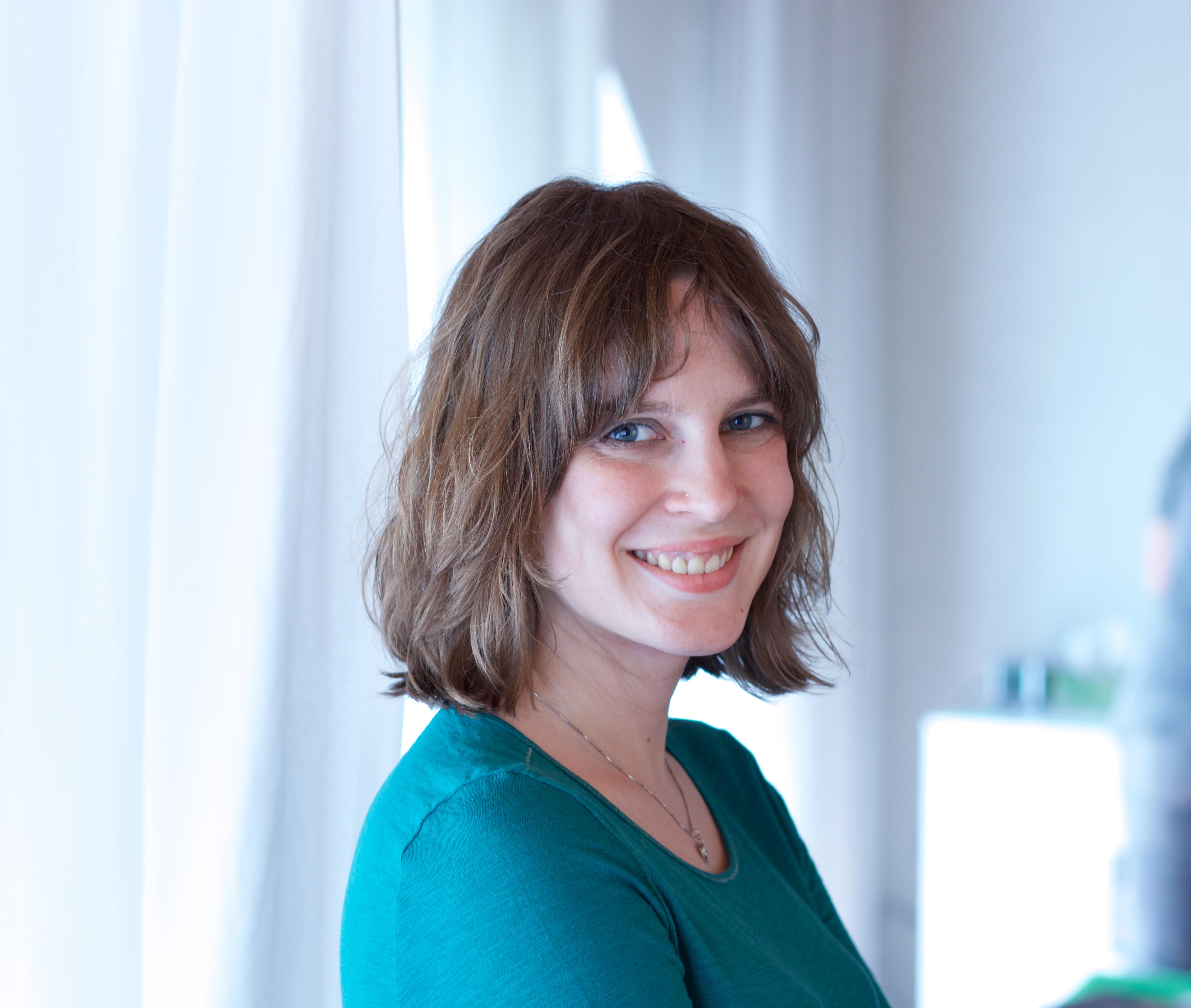 Porträt von Nina Vöhringer, Naturheilpraktikerin