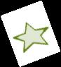 grüner Stern Adventsapero